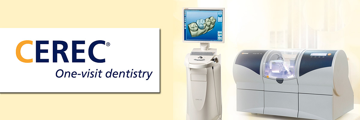 Roswell CEREC® Dentist
